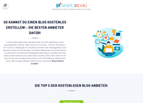 simpleblog.org