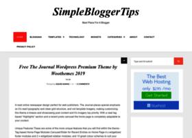 simplebloggertips.blogspot.com