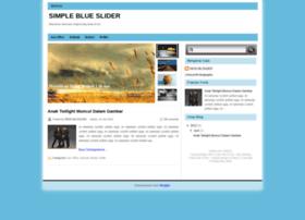 simpleblueslider.blogspot.com