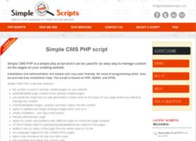 simplecmsphp.com