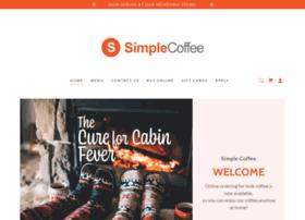 simplecoffee.com