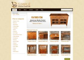 simplecountryfurniture.net