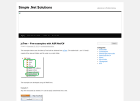 simpledotnetsolutions.wordpress.com