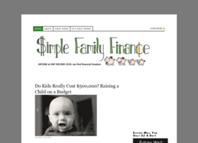 simplefamilyfinance.com