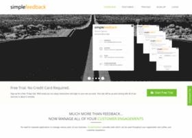 simplefeedback.com