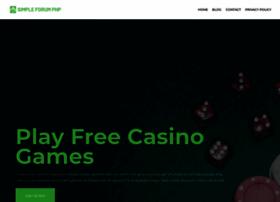 simpleforumphp.com