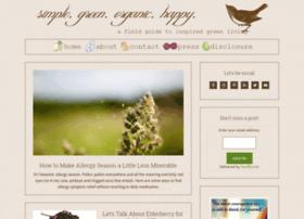 simplegreenorganichappy.com