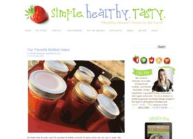 simplehealthytasty.com