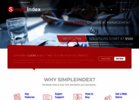 simpleindex.com