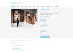 simpleislam.weebly.com