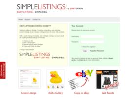 simplelistings.co.uk