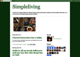 simpleliving-sherrie.blogspot.com.au