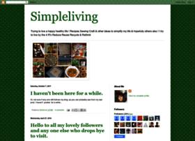 simpleliving-sherrie.blogspot.com.br