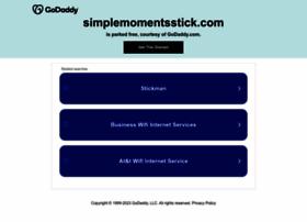 simplemomentsstick.com