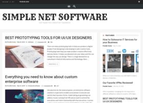 simplenetsoftware.com