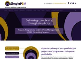 simplep3m.co.uk