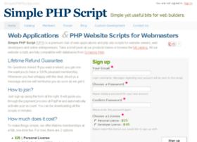 simplephpscript.com