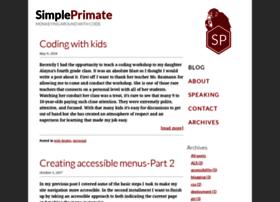 simpleprimate.com