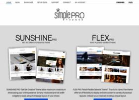 simpleprothemes.com