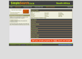 simplesearch.co.za