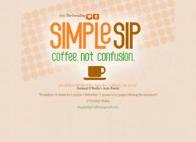 simplesipcoffee.biz