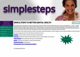simplestepsdental.com