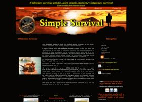 simplesurvival.net