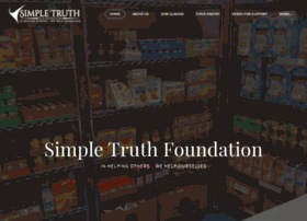 simpletruthfoundation.org