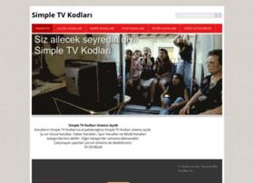 simpletvkodlari.webnode.com.tr