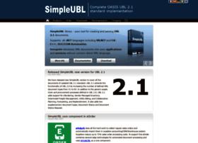 simpleubl.com