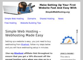 simplewebhosting.org