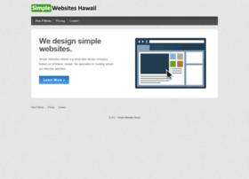 simplewebsiteshawaii.com