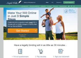 simplewills.net