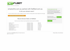 simplexfire.com.au