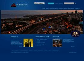 simplexinfra.com