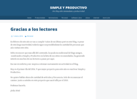 simpleyproductivo.wordpress.com