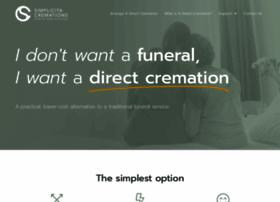 simplicitacremations.co.uk