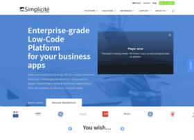 Simplicitesoftware.com