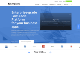simplicitesoftware.com