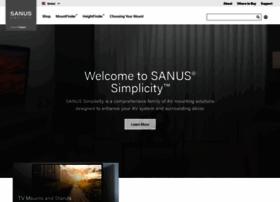simplicity.sanus.com