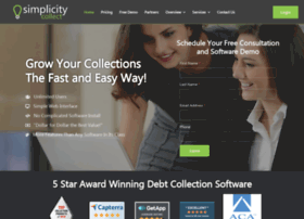 simplicitycollectionsoftware.com