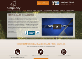 simplicitycremationcare.com