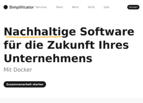 simplificator.com
