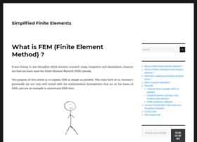 simplifiedfem.wordpress.com