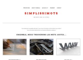 simplissimots.com