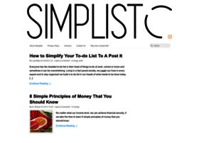 simplistc.com