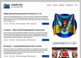 simplix.info