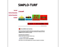 simplo-turf.onlc.fr