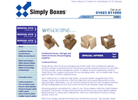 simply-boxes.co.uk