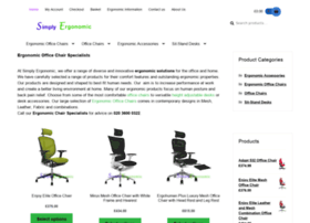 simply-ergonomic.co.uk